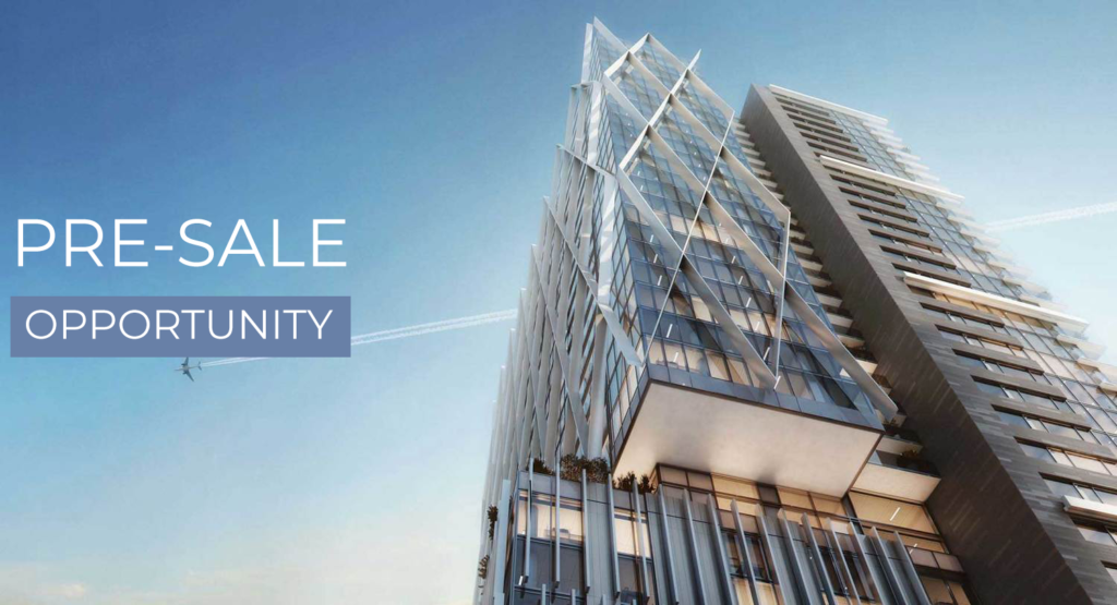 PRE-SALE FINANCING VANCOUVER BC THE APPRAISED